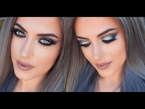 shades of grey makeup tutorial youtube