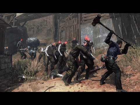 Download Youtube: 15 Minutes of New Metal Gear Survive Gameplay