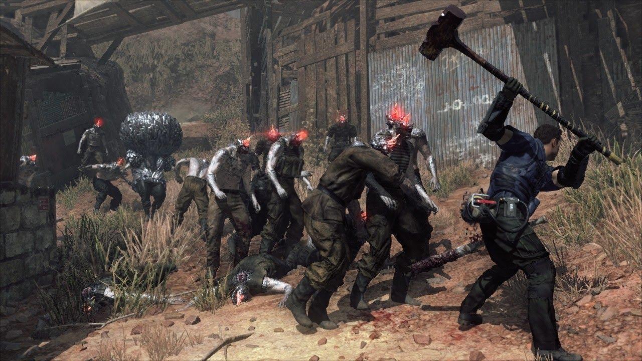 Metal Gear Survive Topf