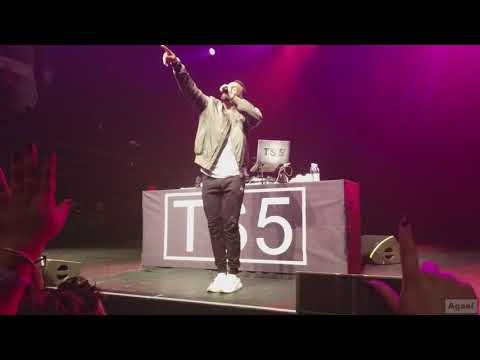 4K Craig David TS5 New York Terminal 5 FULL CONCERT/ October 7 2017 - 10/07/17