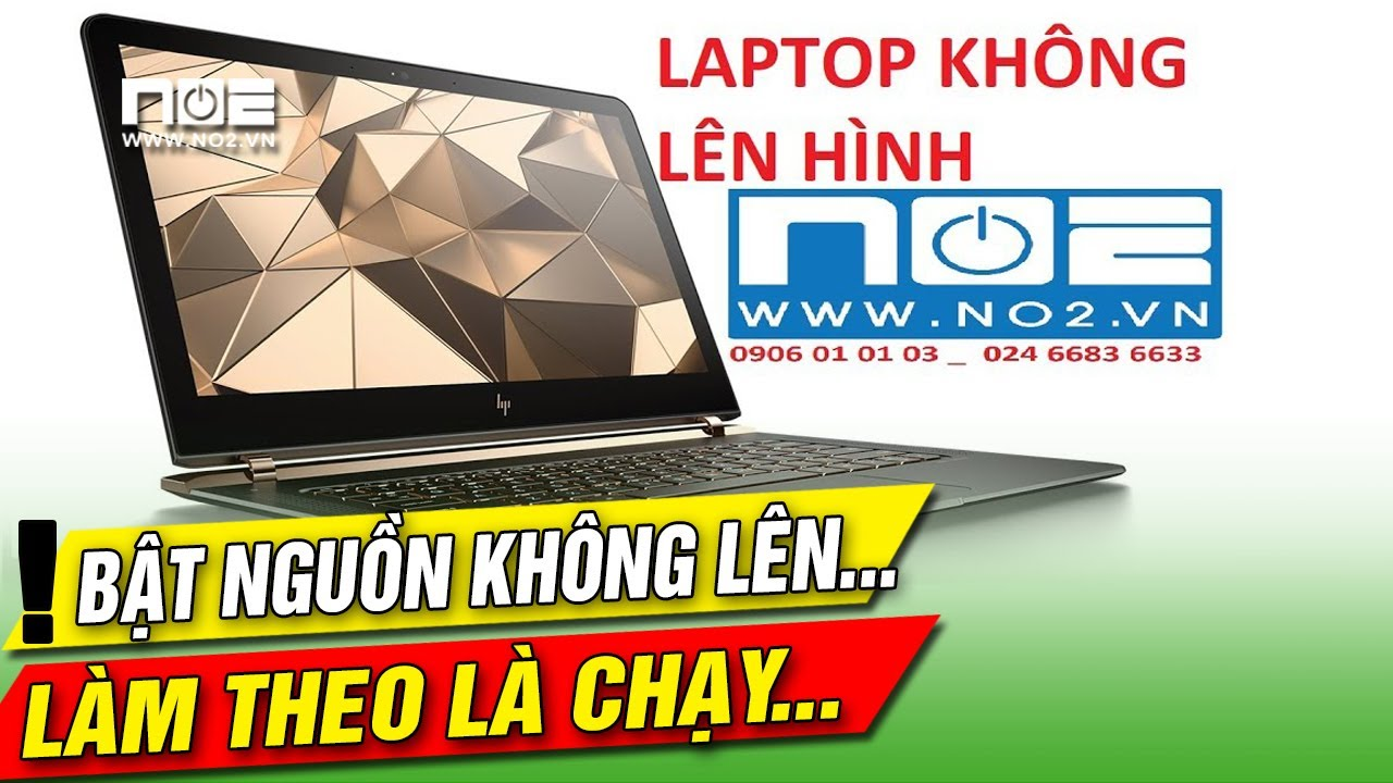 Tại sao laptop không lên màn hình, Tại sao laptop không khởi động