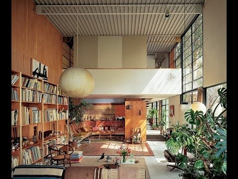 Original 1955 Charles Amp Ray Eames Film House No 8 Pacific