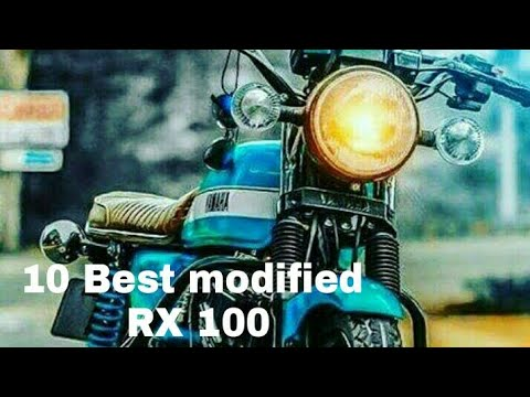 Best modified rx 100    modified rx 100    rx 100   by Being nagpurian