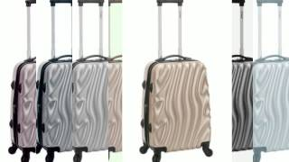 Rockland Luggage Melbourne 20in Hardside Expandable Spinner