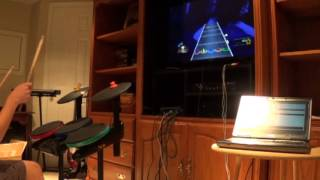 Unboxing & Gameplay: Guitar Hero Drum Set (Wii)