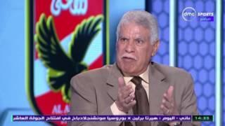 شحاتة يفسر سبب تراجع الأهلى