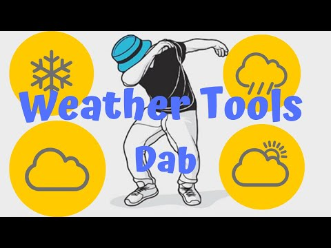 Weather Tools  Dab