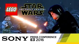LEGO Star Wars: The Force Awakens - Official E3 2016 Trailer