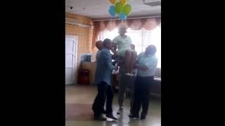Виктор Заянчковский Юбилей Полет на воздушном шаре(, 2016-08-07T10:47:40.000Z)
