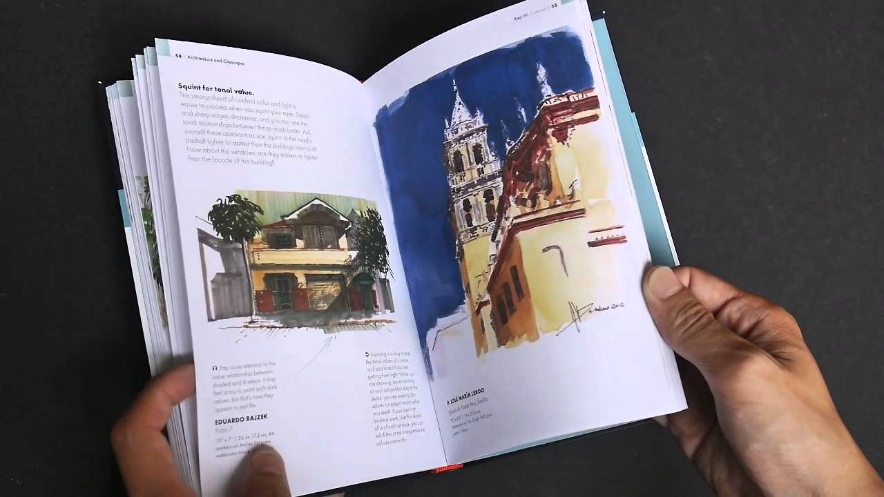 The Urban Sketching Handbook Architecture And Cityscapes