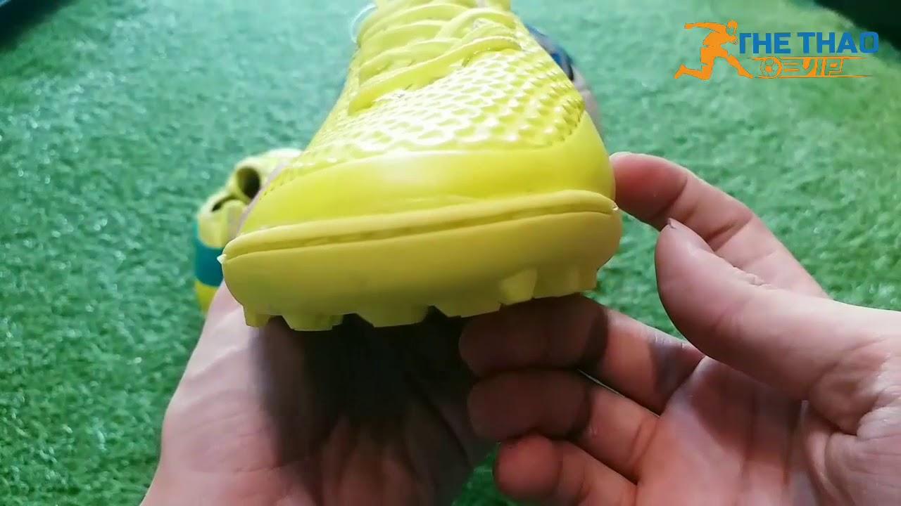 Giày đá bóng AKKA control Xanh Nõn [Giày đá bóng Thể  Thao Vip]