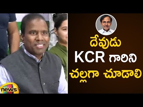 KA Paul Praises KCR Over His Political Strategy | KA Paul Press Meet | Praja Shanti Party|Mango News