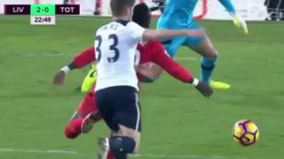 Liverpool 2 x 0 Tottenham -gols e melhores momentos