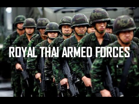 Royal Thai Armed Forces 2018