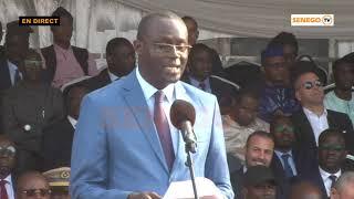 Sport : Me Augustin Senghor énumère les réalisations de Macky Sall (Senego TV)