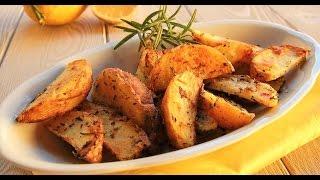 Картошка в духовке самая вкусная. Домашние рецепты.