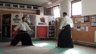 shin kumijo 2 [TUTORIAL] Aikido advanced weapon technique