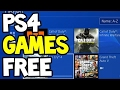How to Get FREE Ps4 Games 'AFTER All Patches!' (No Credit Card Required)