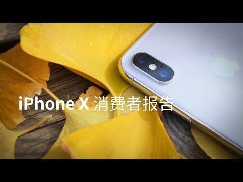 爱否 Fview iPhone X 消费者报告