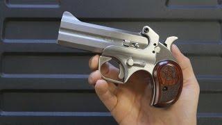Review: Bond Arms Snake Slayer IV - A modern derringer