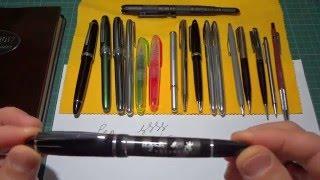 私のお気に入りの物 2回目はペンの紹介です。字が下手なのにいつの間に...