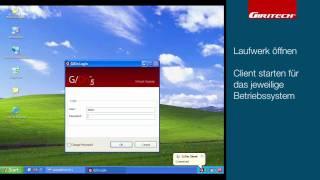 G/On 5 Demo - Soft Token für Windows, Linux und Mac OS X (DE)
