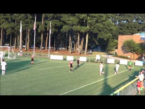 Coastal Christian High School vs Fayetteville Academy, Socce
