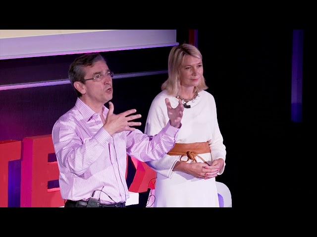 United Diversity | Dirk Luyten & Kay Formanek | TEDxINSEAD