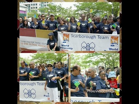2016 World Partnership Walk - Toronto (Highlights)