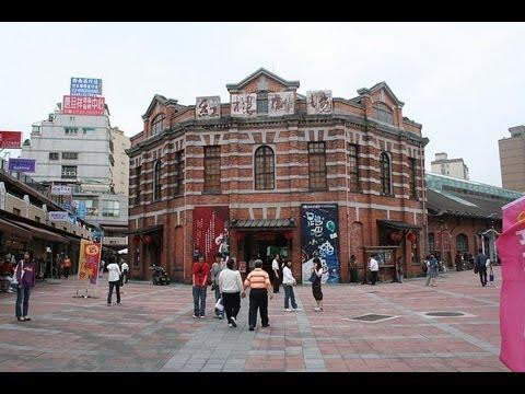 Red House Theater Hong lou Ximending Taipei 赤い家 (紅樓劇場) - Taiwan Trip Part 3