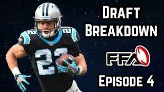 Mock Draft Breakdown Ep. 4 | Draft Strategy | Fantasy Football 2018