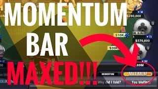 Maxing OUT the Momentum Bar for POKER PRO STATUS | WSOP Game Guide | Overview + Walkthrough