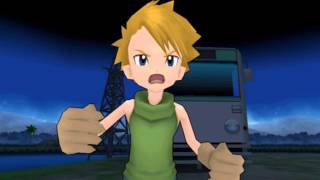 DIGIMON NEWS - DIGIMON ADVENTURE PSP GAME (SPOILERS INSIDE)