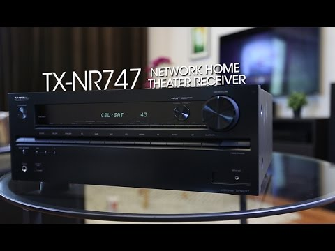 TX NR646 and TX NR747 New middle class receivers from