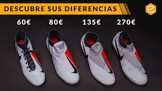 TODAS las GAMAS y PRECIOS Nike Phantom Vision