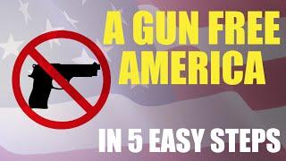 كيفية إنشاء بندقية مجانا الأمريكية في 5 خطوات سهلة