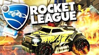 Rocket League - Нереальная схватка! #6