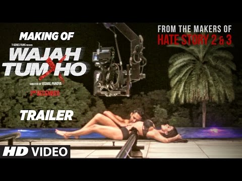 Making Of Wajah Tum Ho Theatrical Trailer...