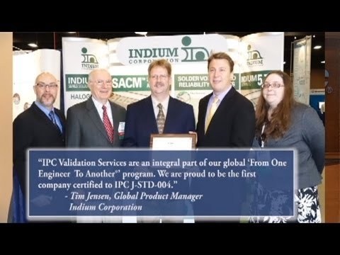 IPC's Validation Services Program -- Building a Network of Trusted Supply Sources