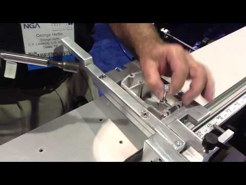 Exclusive: C.R. Laurence Accufab Pro Demo