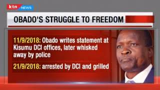 Obado\'s struggle to freedom