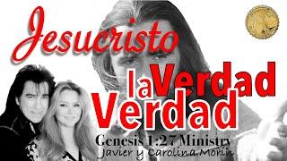 """Javier Morín Rodríguez G127 Jesucristo """"La Verdad"""""""