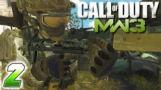 MW3 - THE ONE MAN ARMY! - PTC (Preston to Commander) - 2