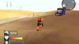 Body Harvest - GAMEPLAY - Nintendo 64