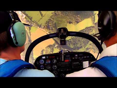 Slingsby Firefly Aerobatics