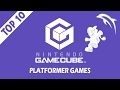 Top 10 / Best Nintendo GameCube Platformer Games of All Time! | Dolphin Emulator [1080p HD]