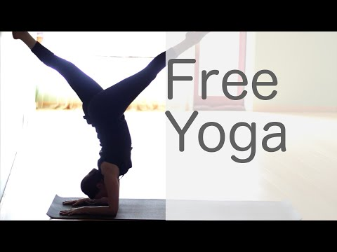 Free Yoga Classes Online With Fightmaster Yoga