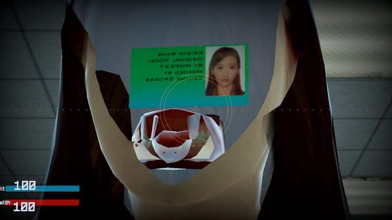 GMod Dramatic Reading:Krisca Wang Playermodel/NPC