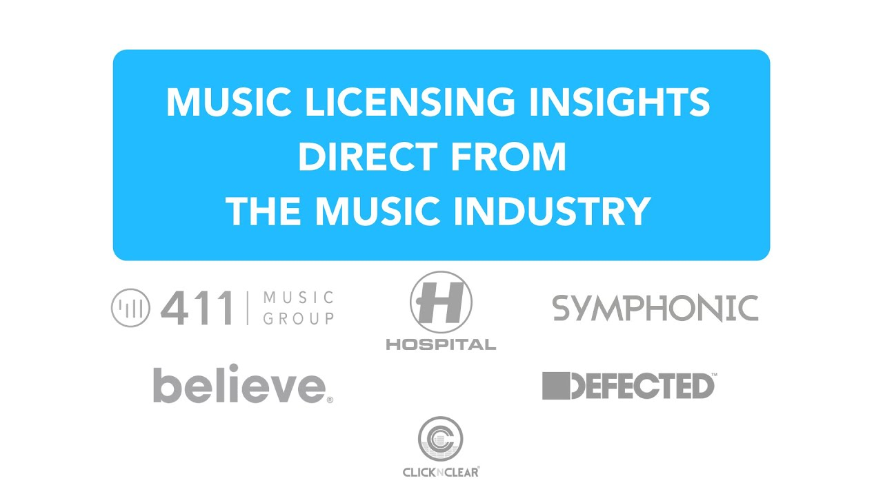 Music Licensing Insights Direct From The Music Industry
