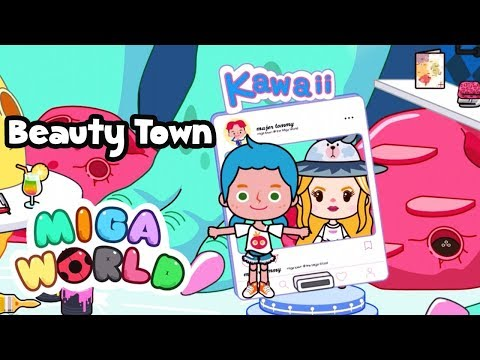 Miga Town: My World - Unlocked More Town | Barbershop And Beauty Salon